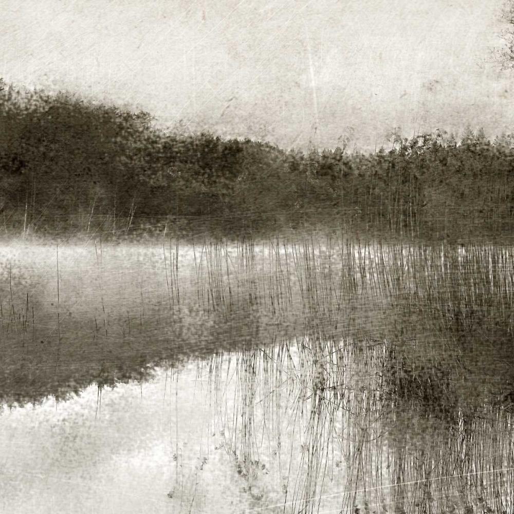 Misty Morning on the Lake Allen, Kimberly 138353