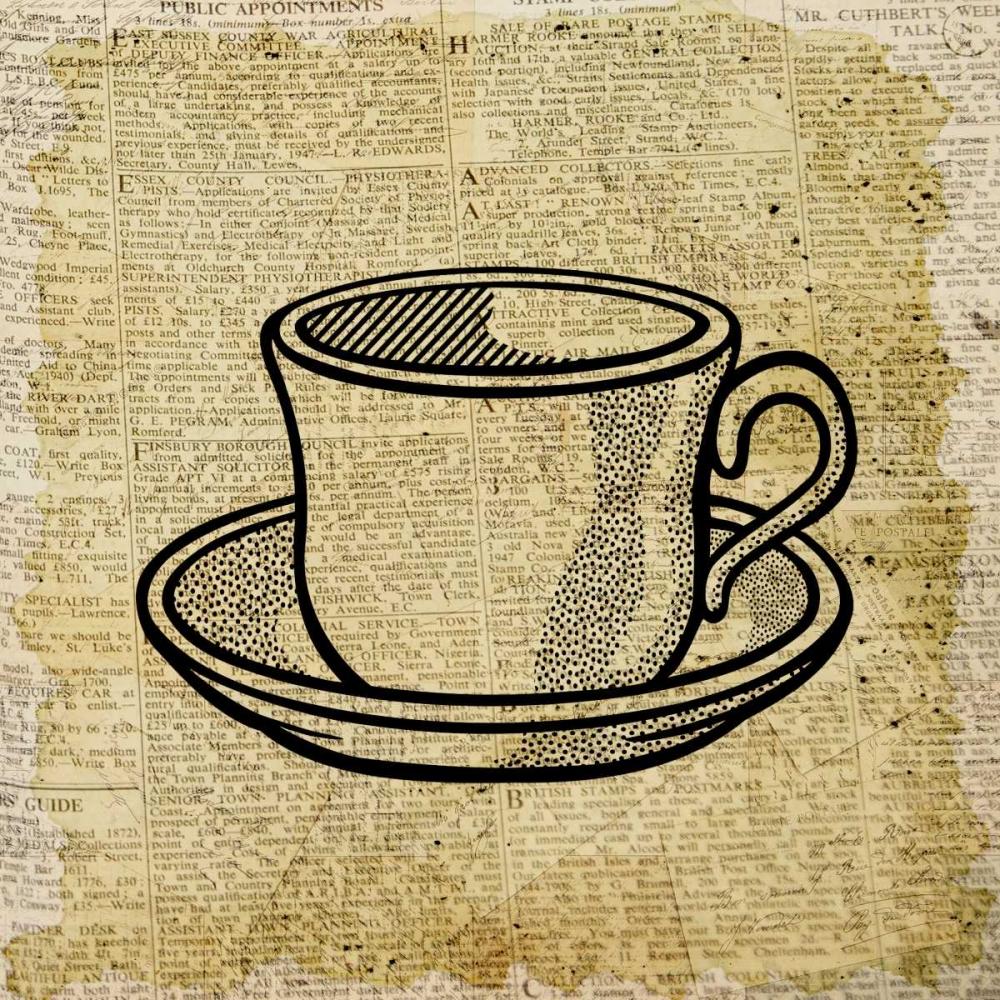 Coffee On Print 1 Allen, Kimberly 152229