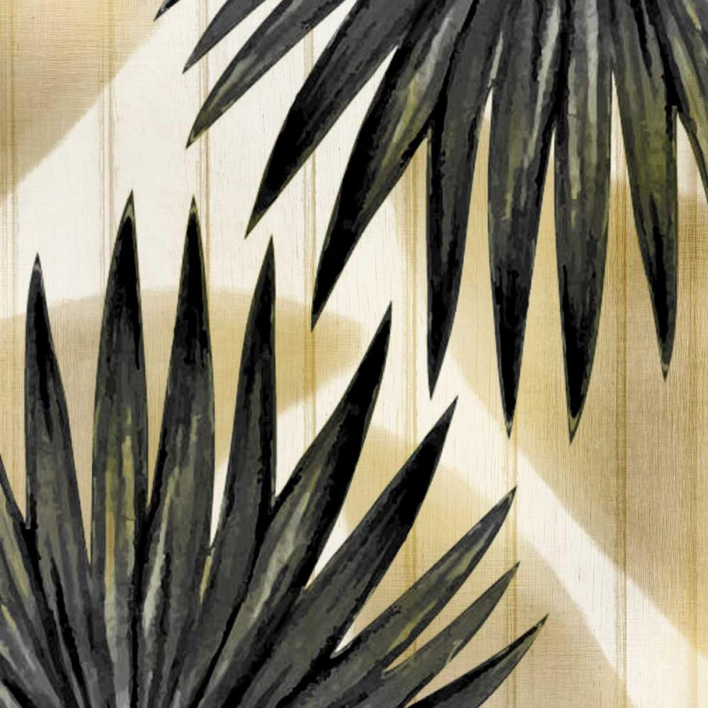 Tropical Leaves Golden 2 Allen, Kimberly 162967