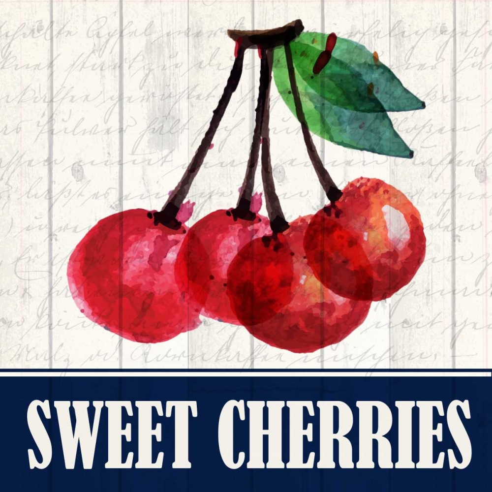 Sweet Cherries Allen, Kimberly 161877
