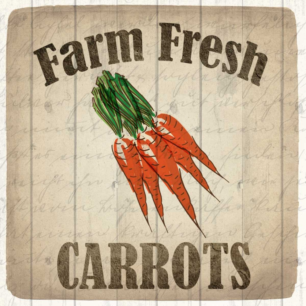 Farm Fresh Carrots Allen, Kimberly 161879