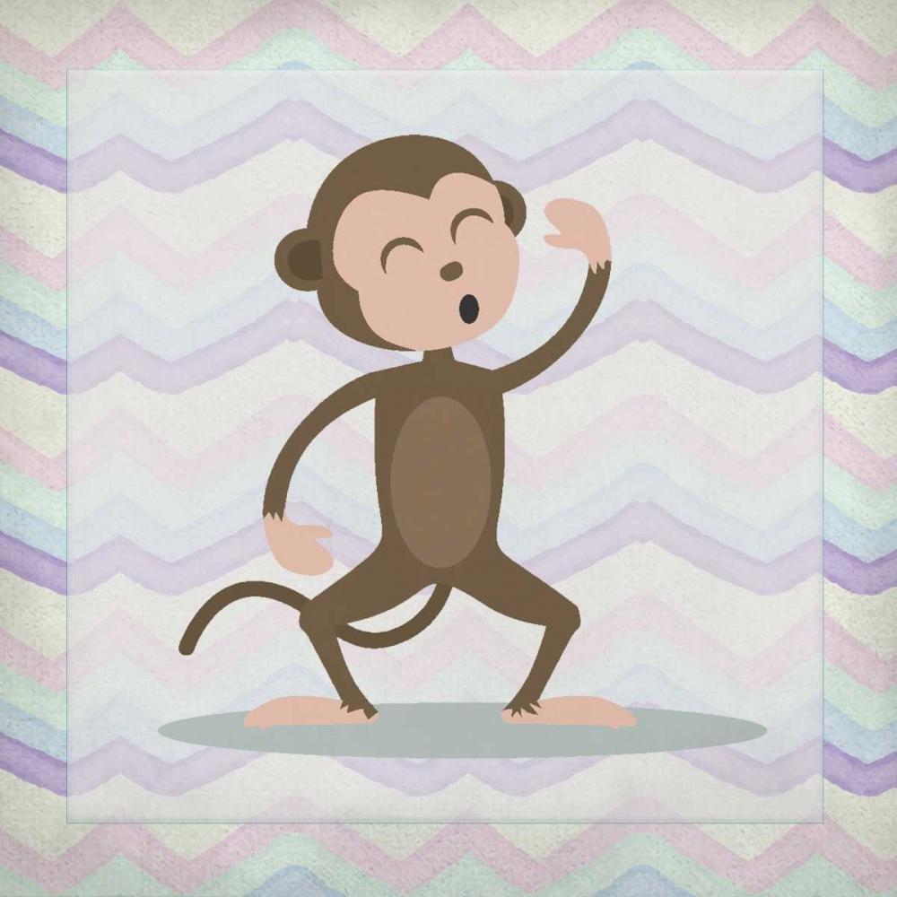 Pink Monkey Time Allen, Kimberly 161986
