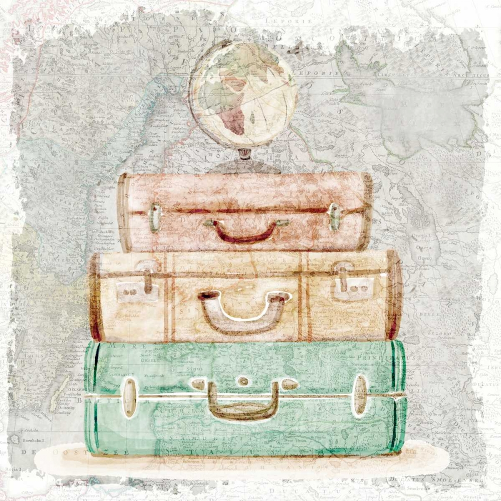 World Traveler 1 Allen, Kimberly 158555