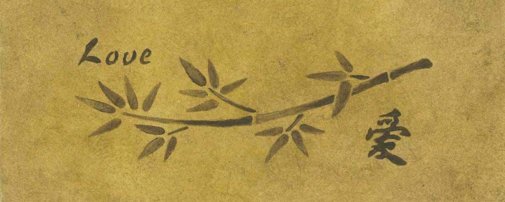 Love Bamboo Emery, Kristin 7511
