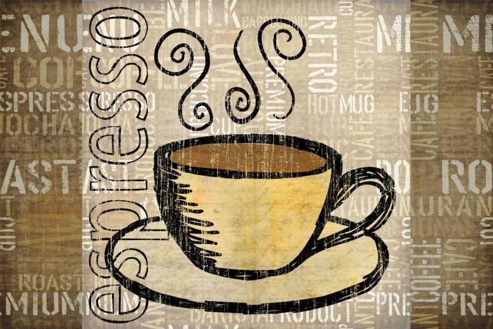 Coffee Mat 2 Emery, Kristin 152454