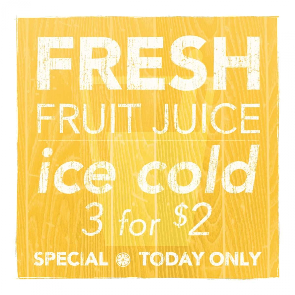 Fresh Juice Yellow Emery, Kristin 7812