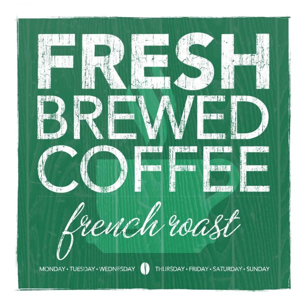 Fresh Brewed Teal Emery, Kristin 7814