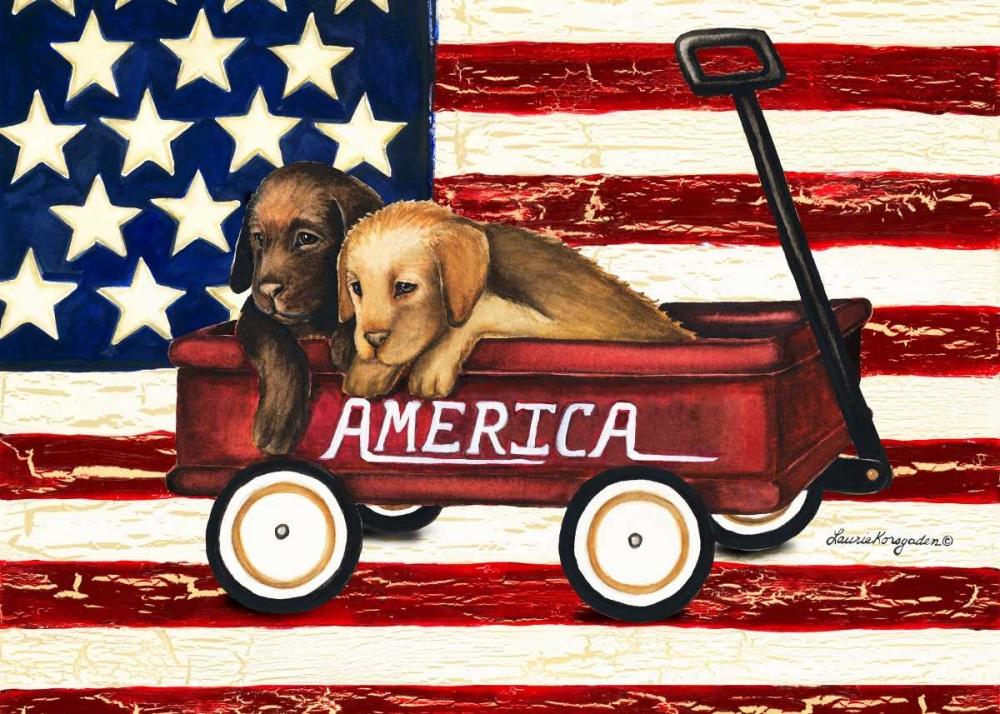 America Friends Korsgaden, Laurie 86831