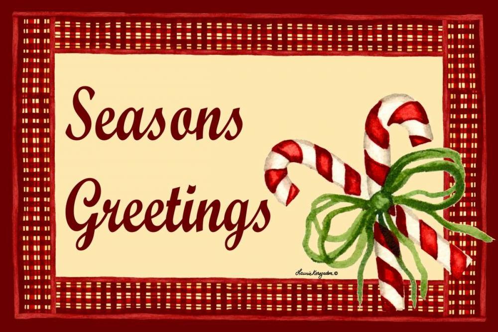Seasons Greetings Korsgaden, Laurie 86841