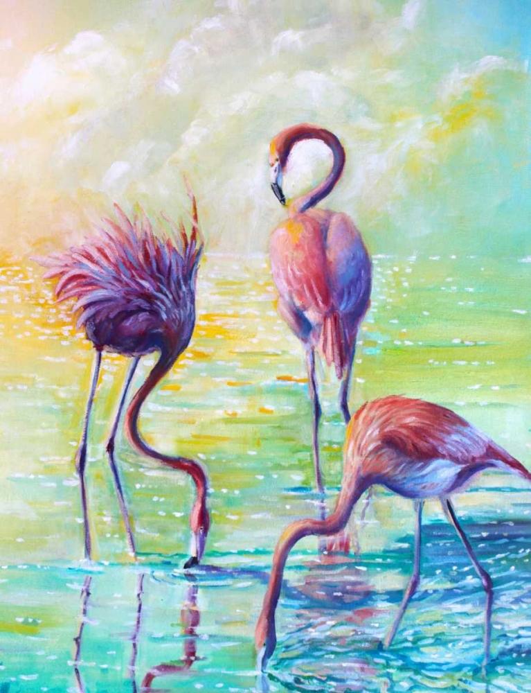Flamingo Family 1 Colberg, Lisa 138416