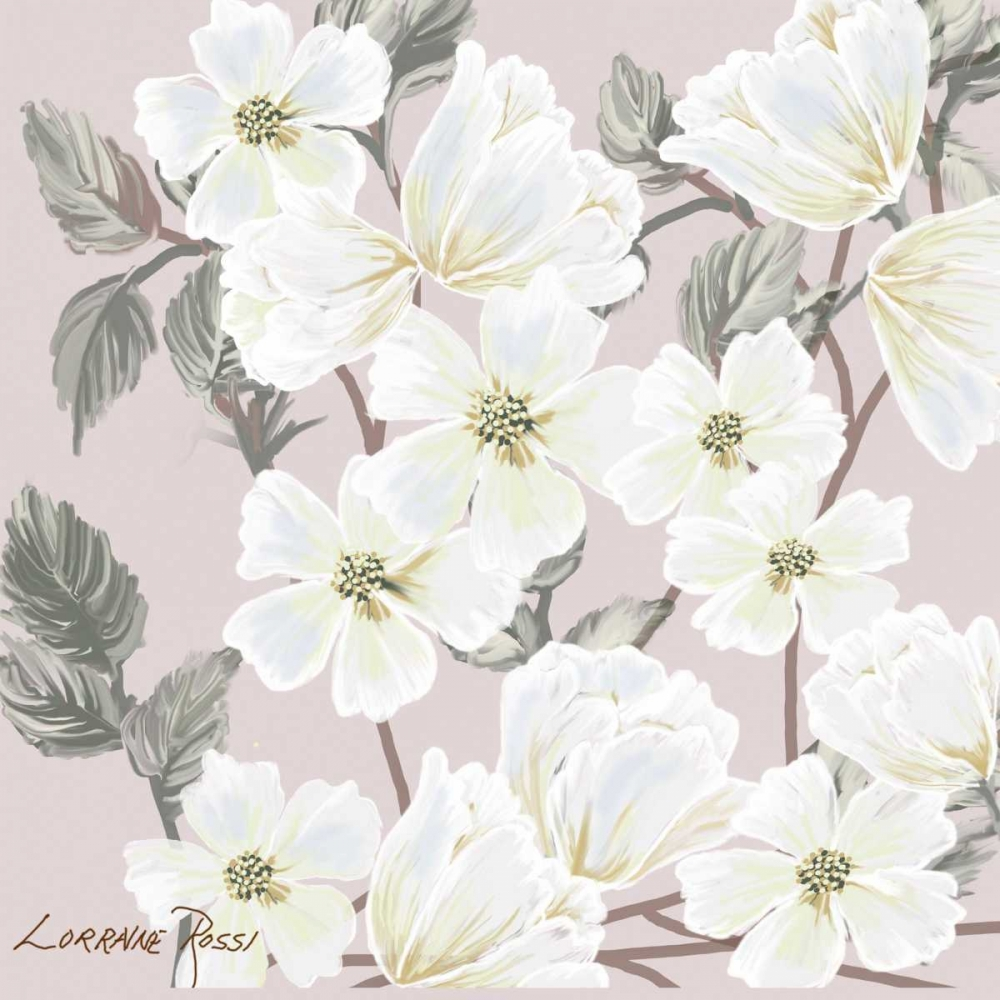 White Flower on Nude 2 Rossi, Lorraine 86909