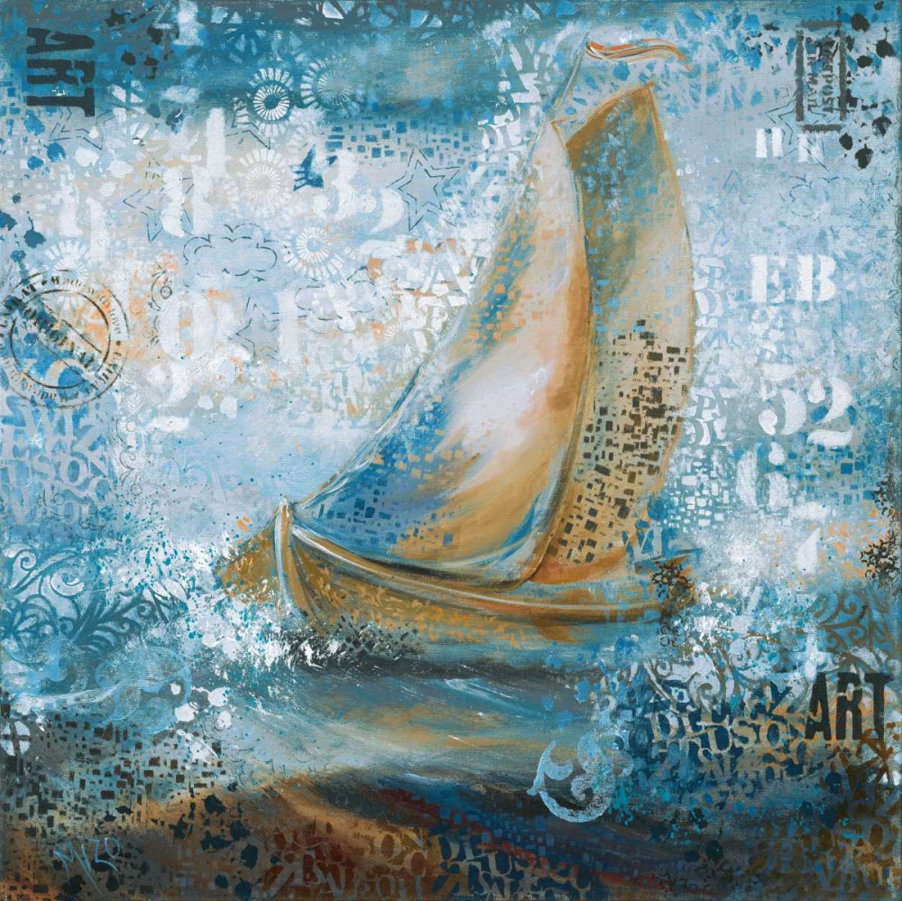 Stormy Seas May 87011