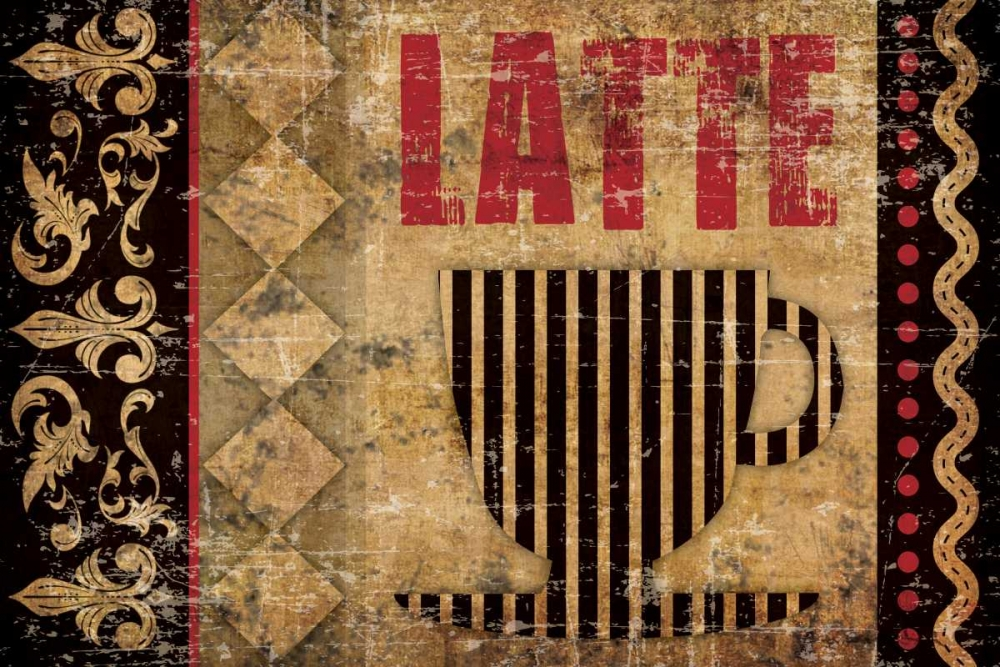Latte Sipping 2 Hogan, Melody 152488