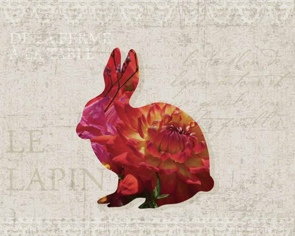 Flower Farm Rabbit Hogan, Melody 162077