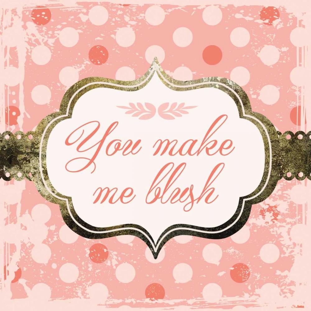 Make Me Blush Hogan, Melody 138852