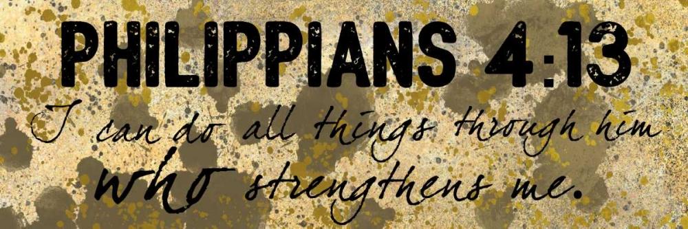 Philippians Strength Prime, Marcus 138911