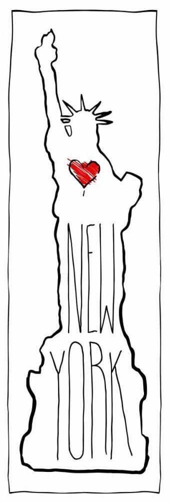 HEART NY B OnRei 32020