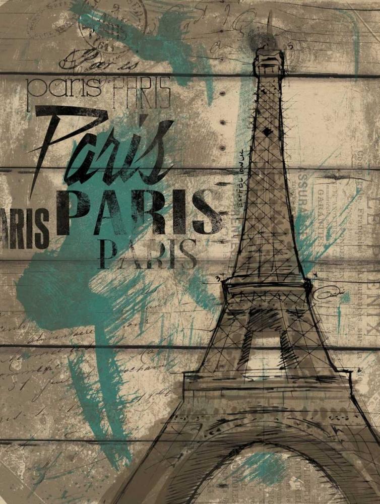 Natural Paris Teal OnRei 32121