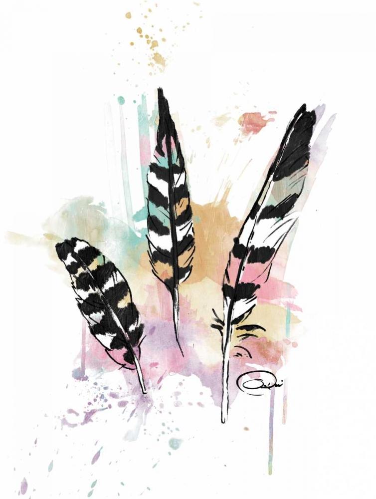 Calm Three Feathers OnRei 152634
