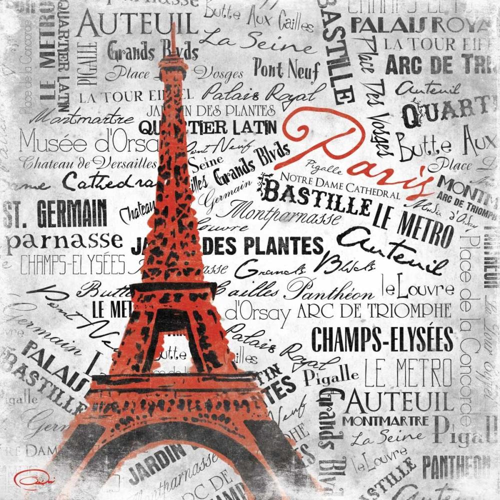 Eiffel OnRei 32153