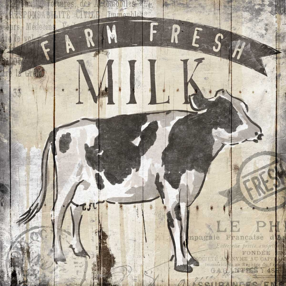 Farm Fresh Milk OnRei 139016