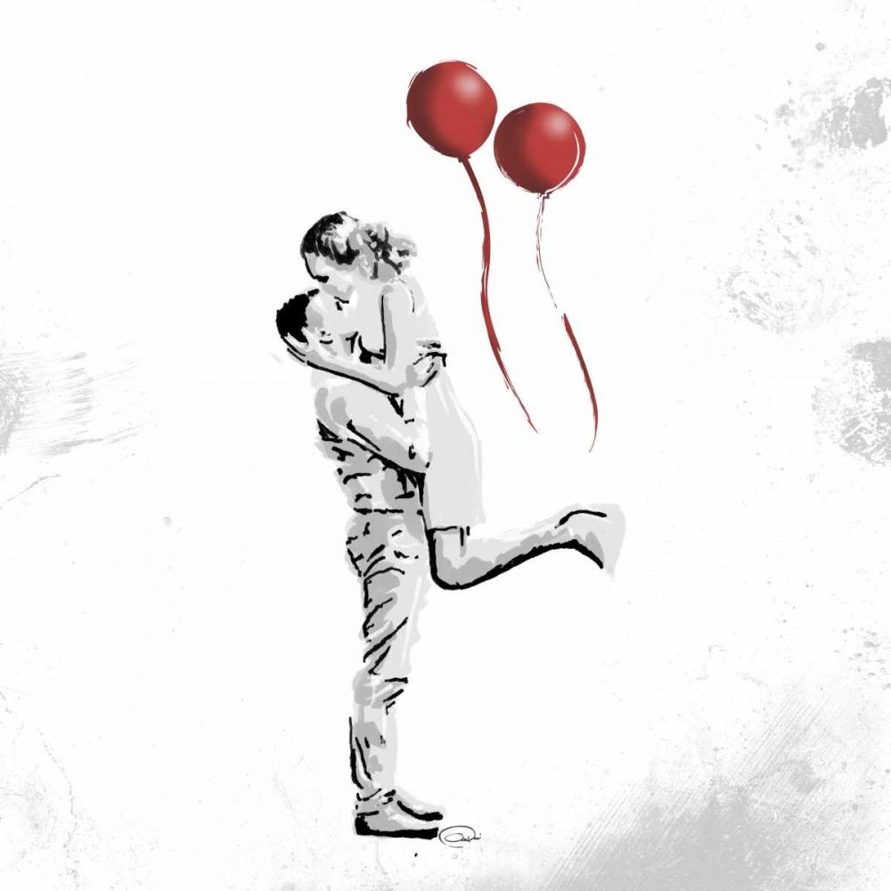 True Love Red Pop Mate OnRei 139023