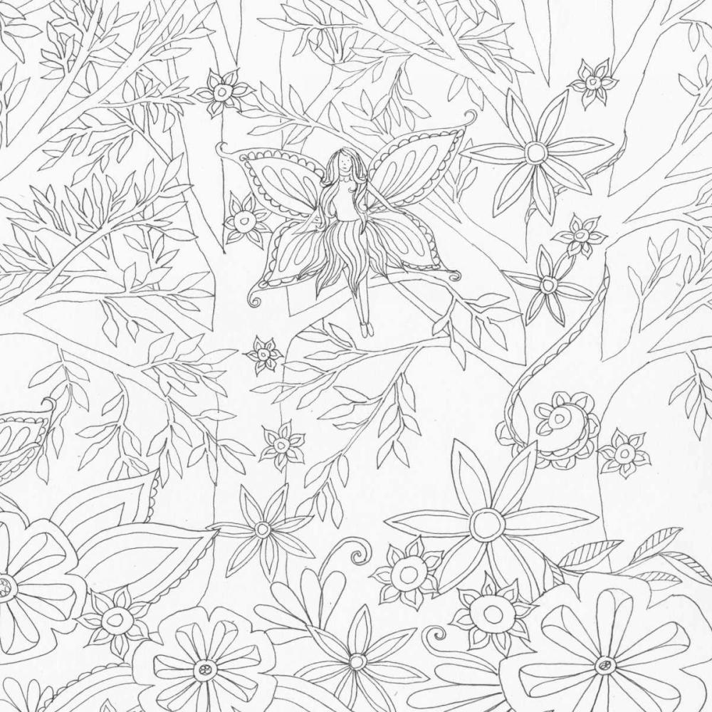 Fairy Floral 2 Varacek, Pam 139093