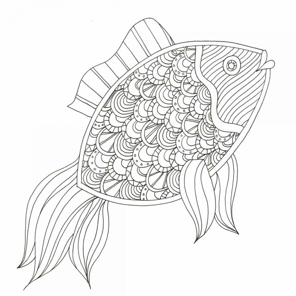 Lonely Fish Varacek, Pam 139121