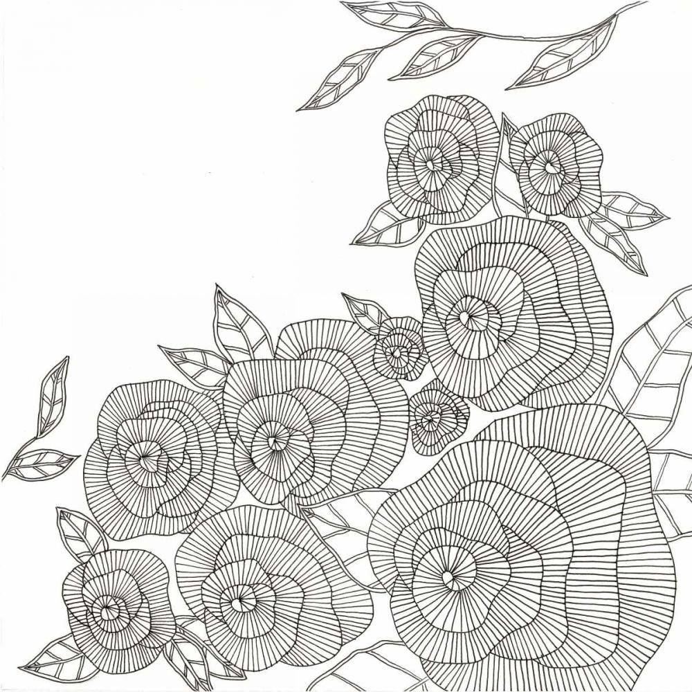 Blooming Roses Varacek, Pam 139135