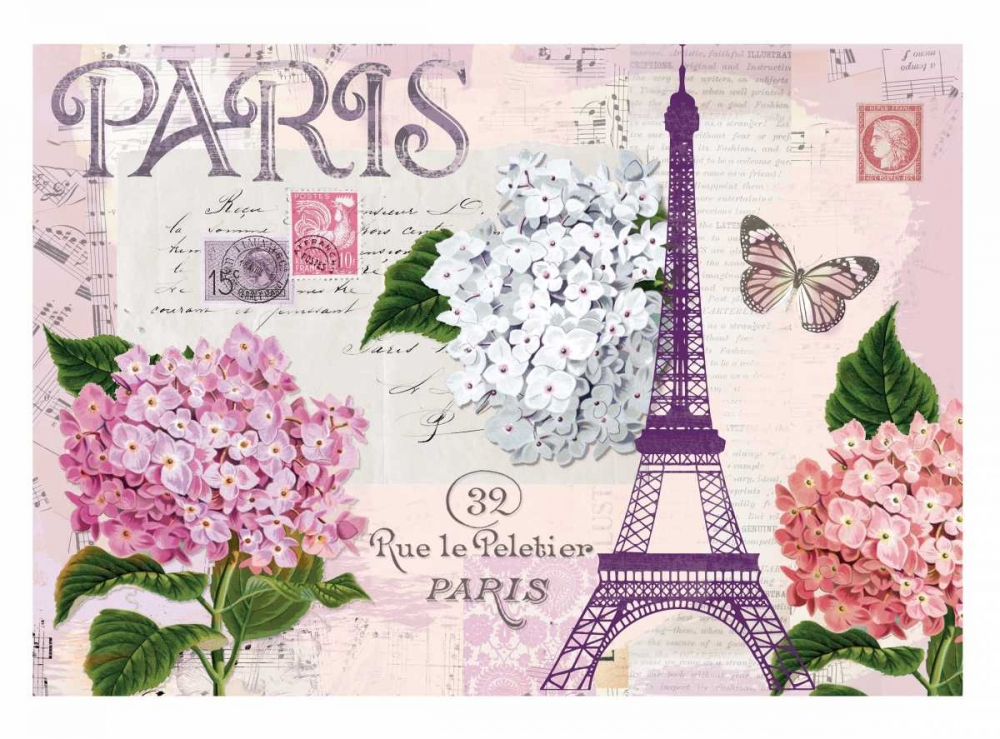 Paris in Lavendar Allen, Candace 106844