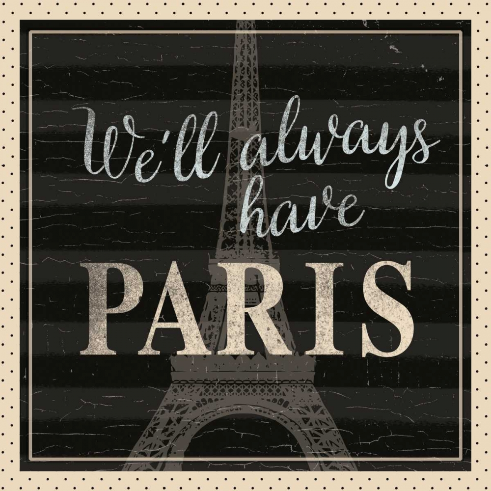 Always Paris Dots Allen, Candace 106866