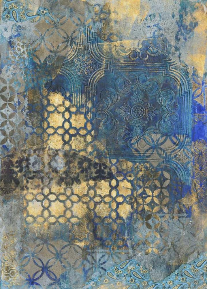 Ornate Azul C2 Haynes, Smith 139250