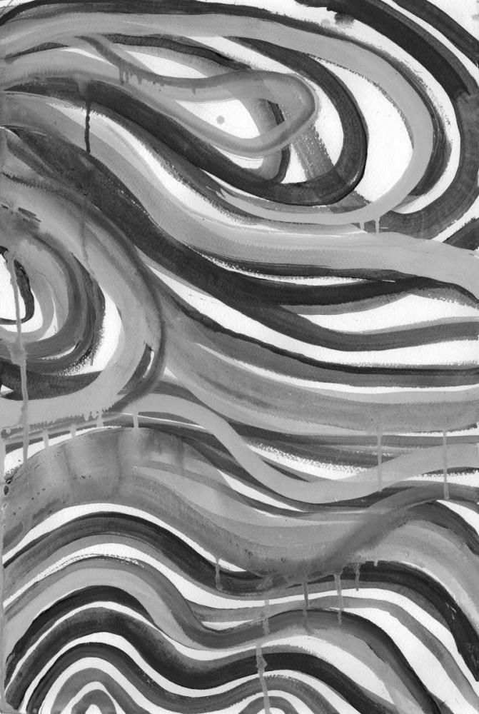 Charcoal Ripples 1 Haynes, Smith 162318