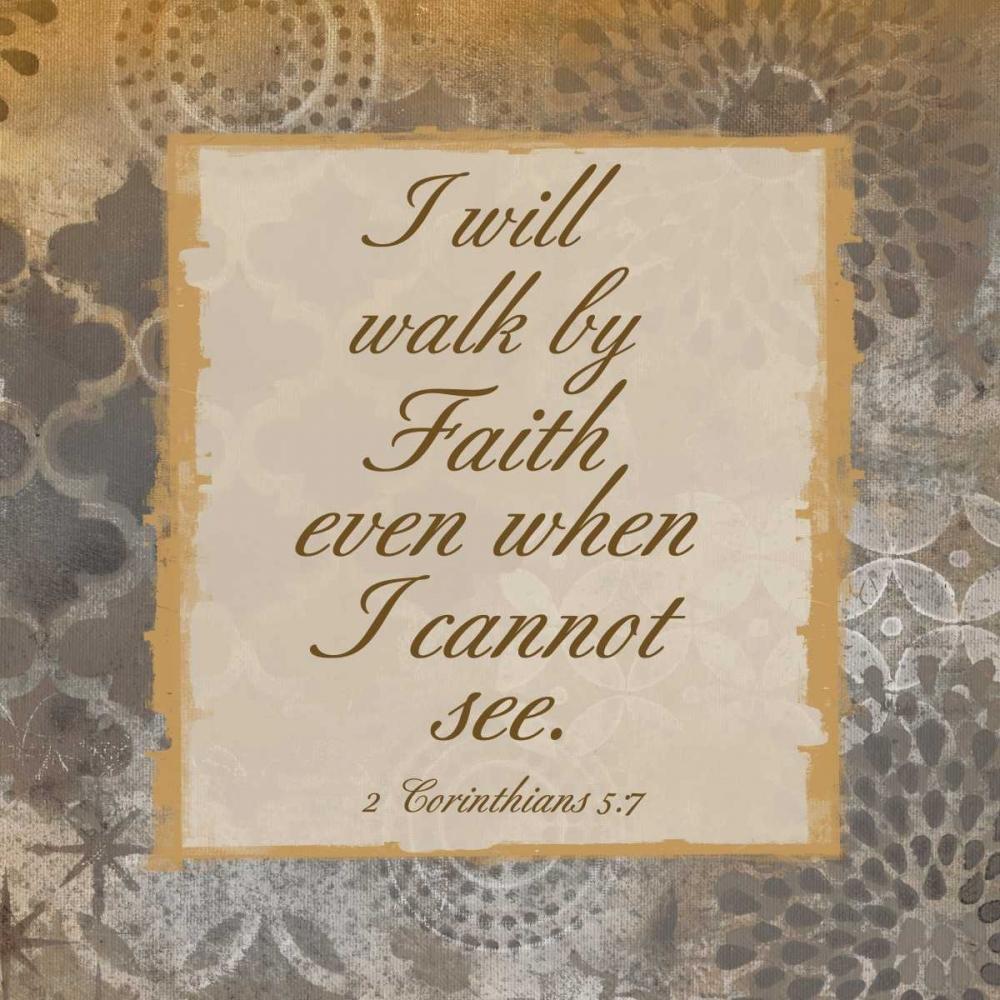 Walk In Faith Haynes, Smith 139290