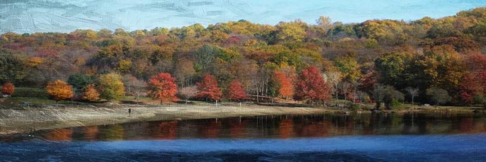 Painted Fall Lewis, Sheldon 139311