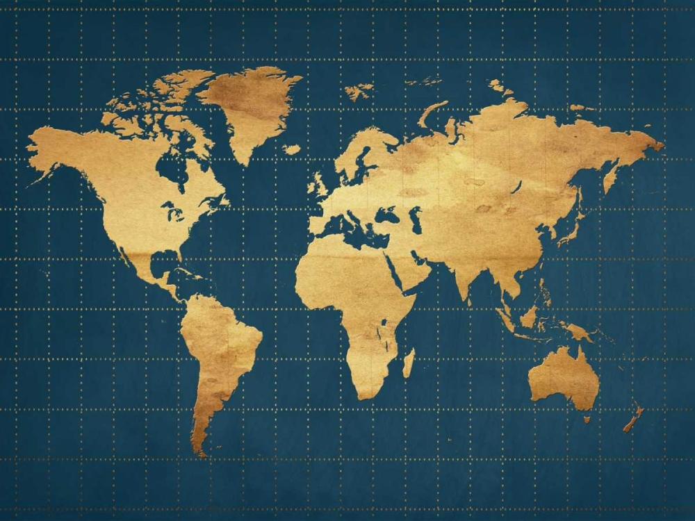 The World Grid Lewis, Sheldon 152761