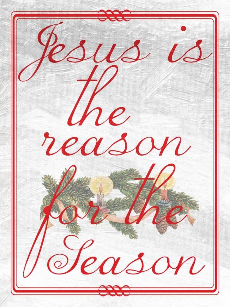 Jesus Is The Reason Lewis, Sheldon 152788