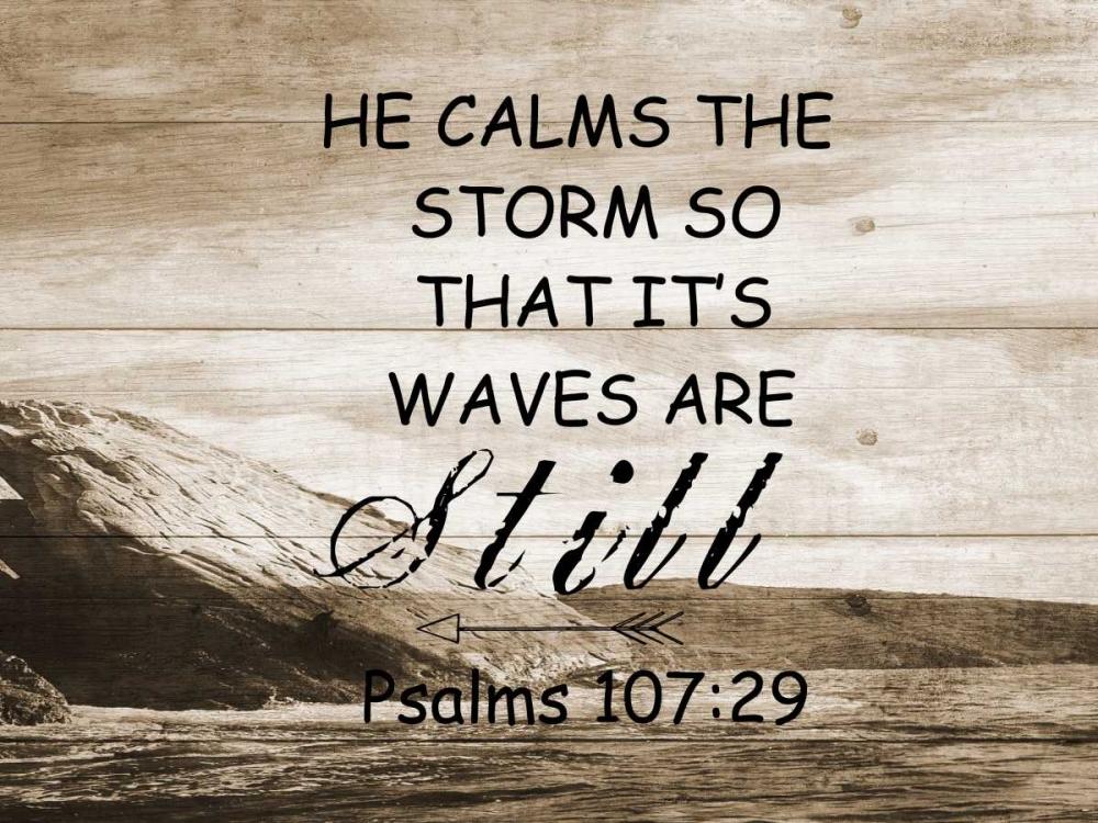He Calms The Storm Lewis, Sheldon 162386