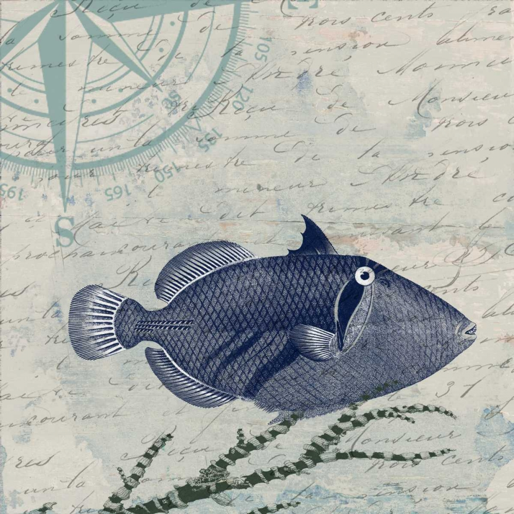 Calm Blue Ocean Lewis, Sheldon 139422
