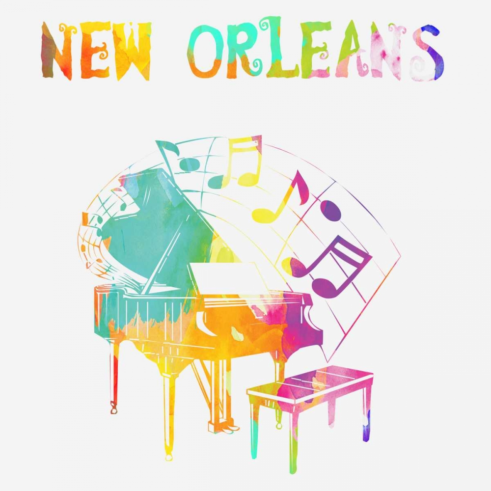 New Orleans Piano Lewis, Sheldon 139544