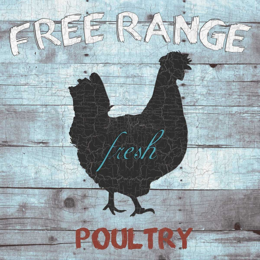 Free Range Poultry Lewis, Sheldon 152802