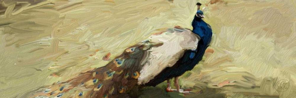 Peacock Panel 1 Butcher, Sarah 162527