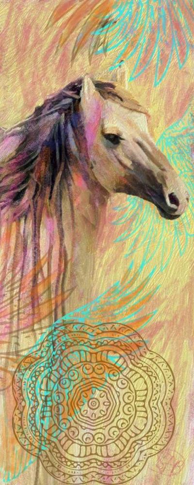 Horse Mandala Butcher, Sarah 162530
