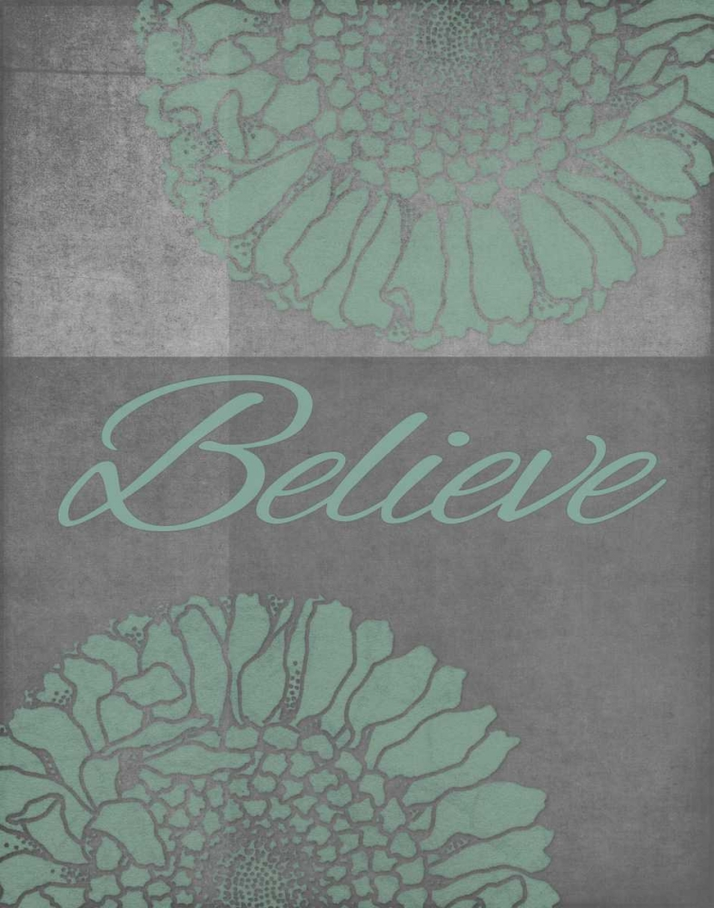 Floral Believe 2 Carlson, Tina 139574