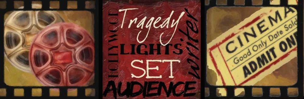 LIGHTS  CAMERA  ACTION C Greene, Taylor 39342