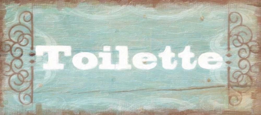 Toilette Greene, Taylor 39620
