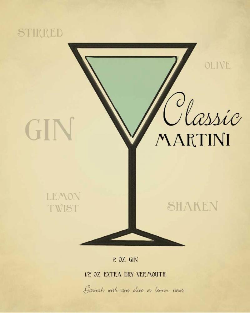 Classic Martini Greene, Taylor 39878
