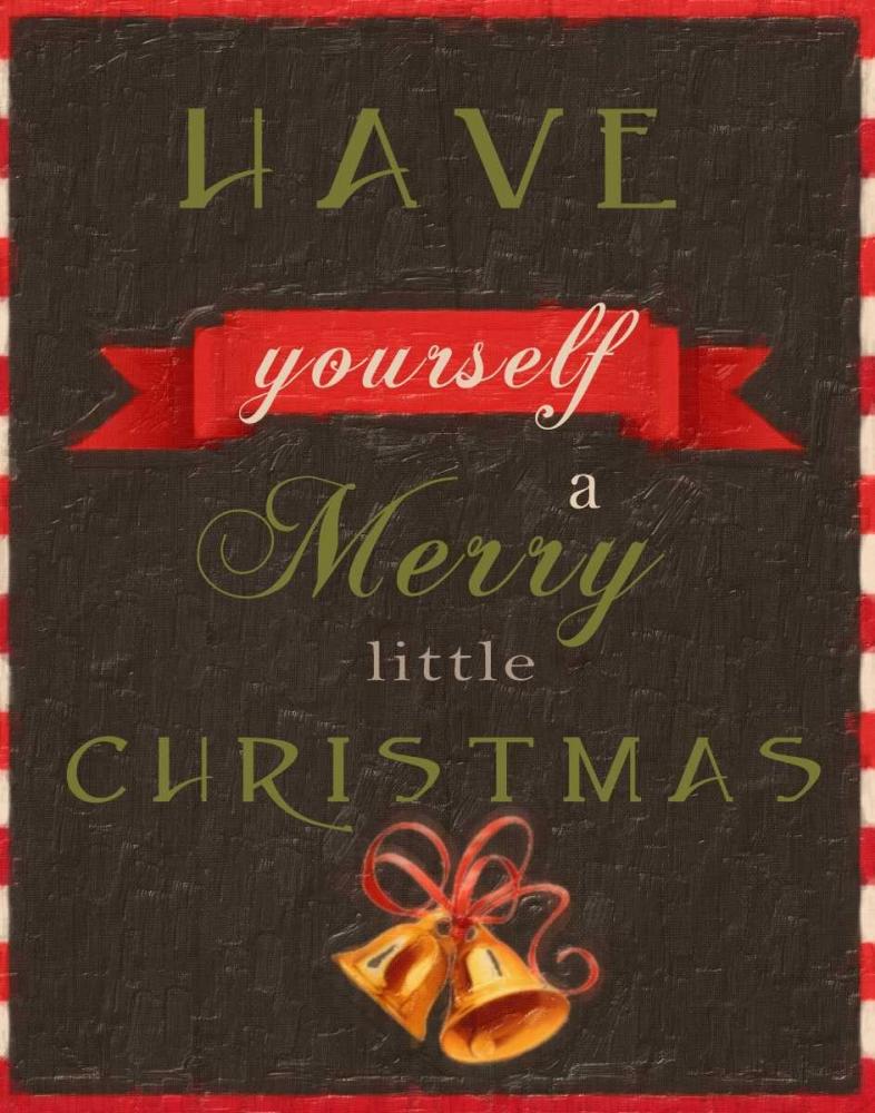 MERRY LITTLE CHRISTMAS Greene, Taylor 39958