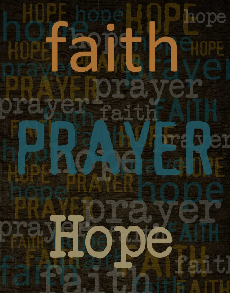 Faith Prayer Hope Greene, Taylor 40017