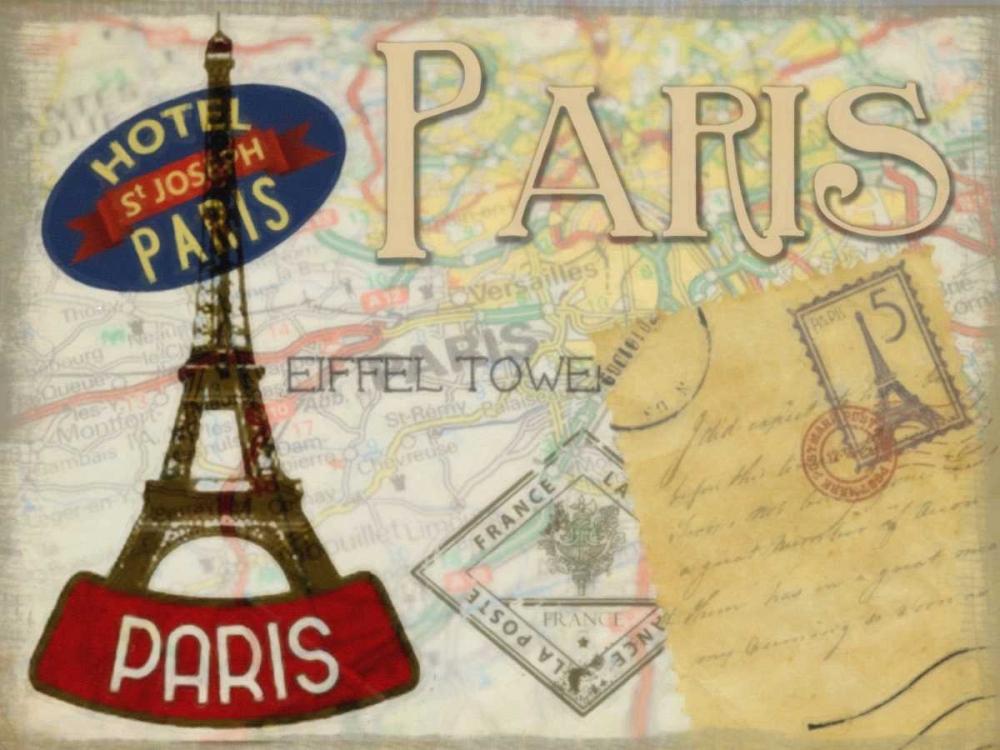 VINTAGE PARIS Greene, Taylor 40025